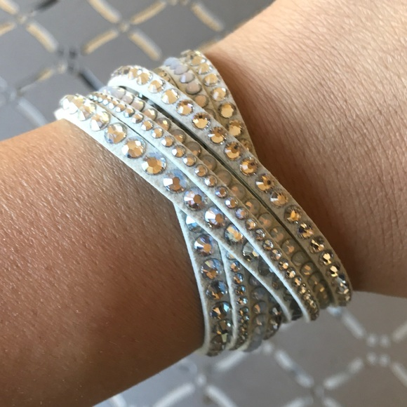 3fca45b4b Swarovski Slake Crystal Wrap Bracelet. M_5ad7a8e085e605aa02c6d660